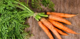 benefits of carrot for babies