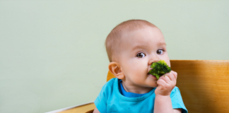 benefits of broccoli for babies