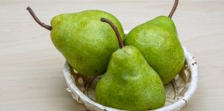 health benefits of pear for babies