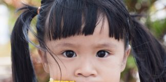 can i give corn to my baby