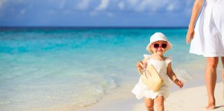 successful baby vacation tips