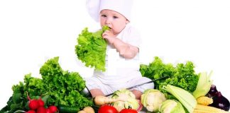 baby vegetables