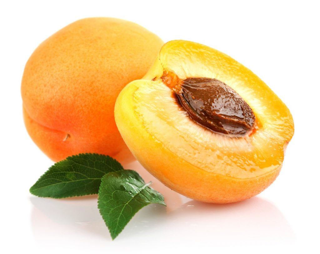 Winter fruits for Kids Apricot