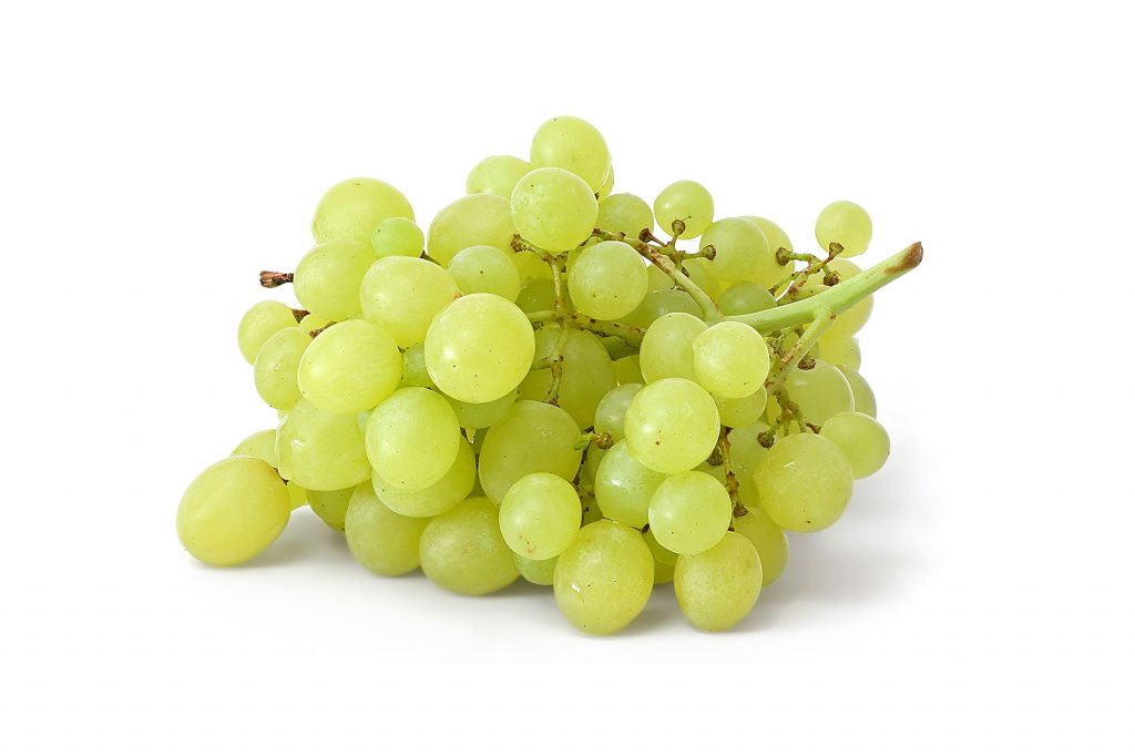 Winter fruits for Kids Grapes