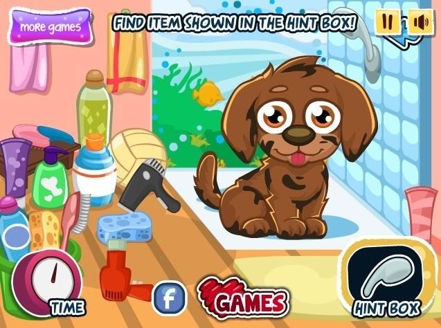 Cute Puppy Care Game