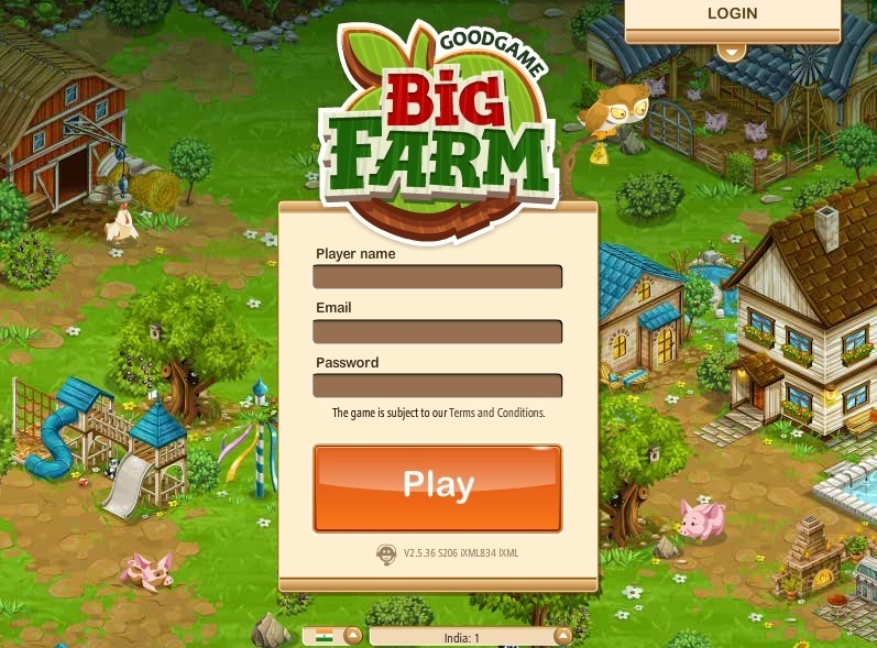 Farm Girl Game
