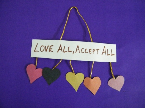 Love All Wall Hanging