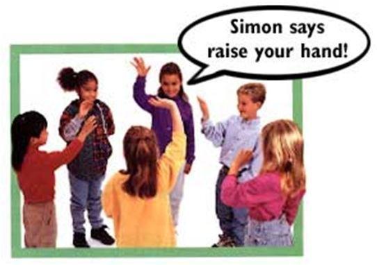 Simon Says Indoor Games
