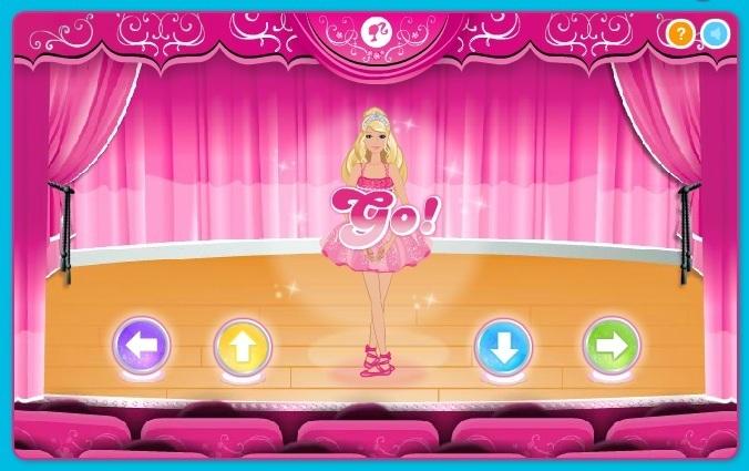 Tutu Star Barbie Games