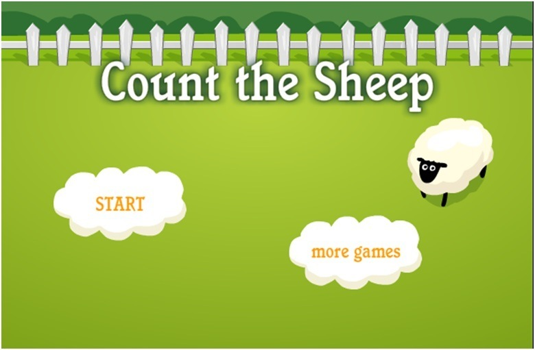Count The Sheep Game