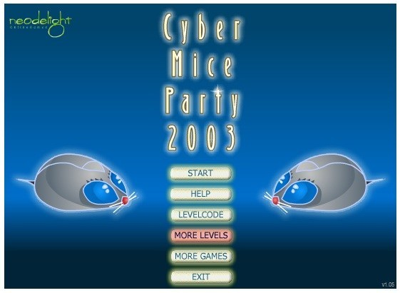 Cyber Mice Game