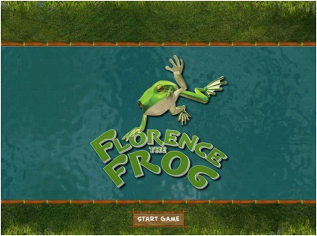 Florence The Frog Game