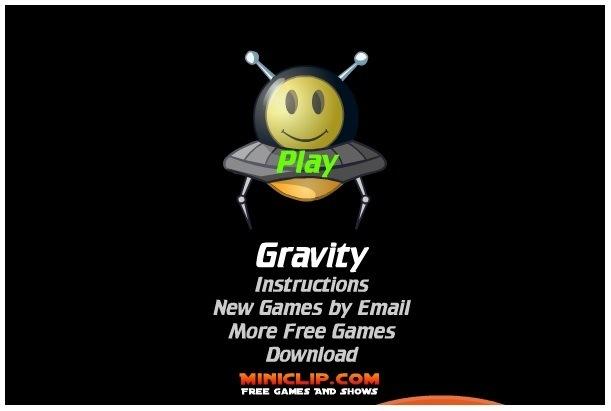 Gravity Gameq
