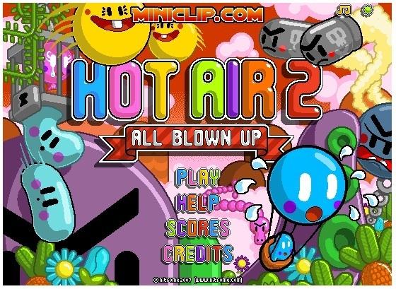 Hot Air 2 Game