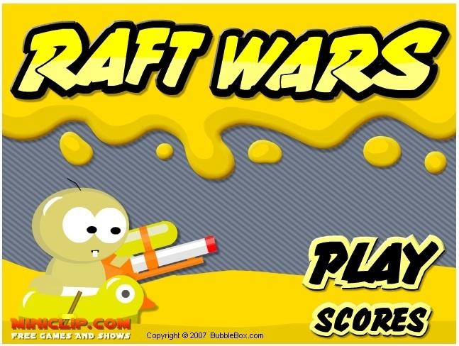 Raft Wars Gameq