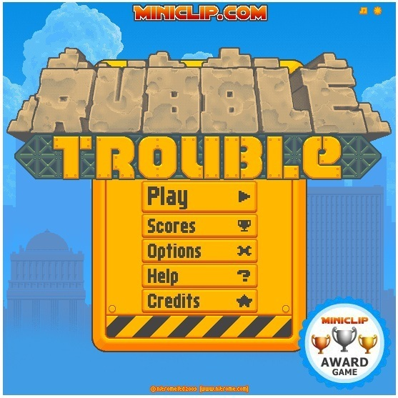 Rubble Trouble Game