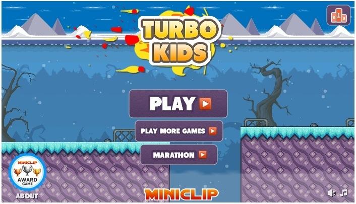 Turbo Kids Game