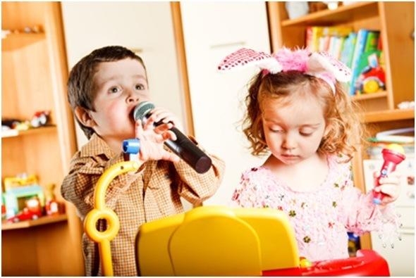 Kids Karaoke Singing