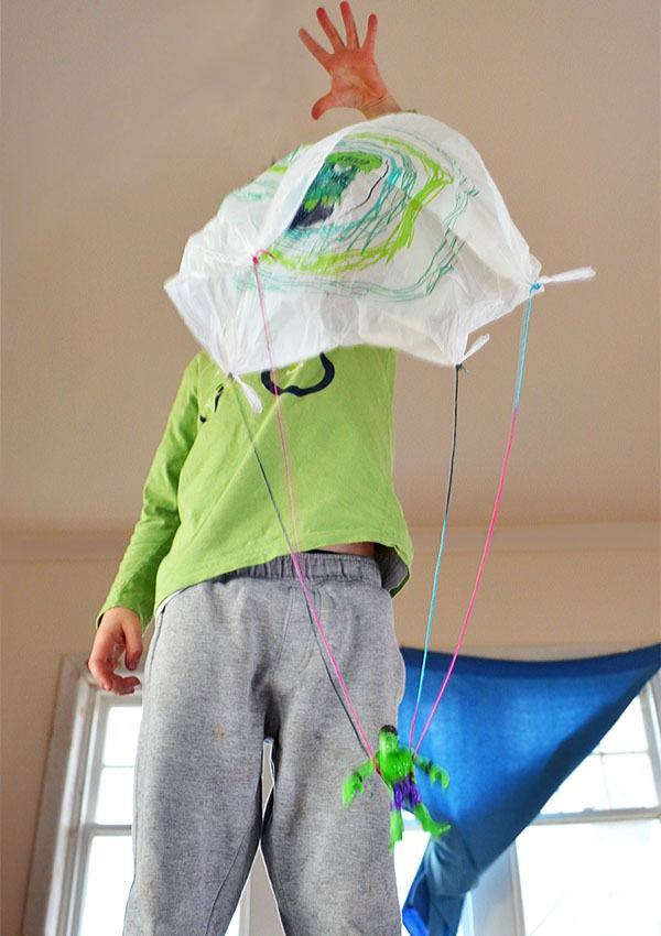 Toy Parachute Idea