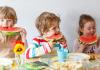 Summer Food for Kids