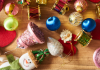 christmas decoratives and ornament making