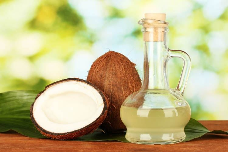 Health Benefits of Coconut Oil for Babies