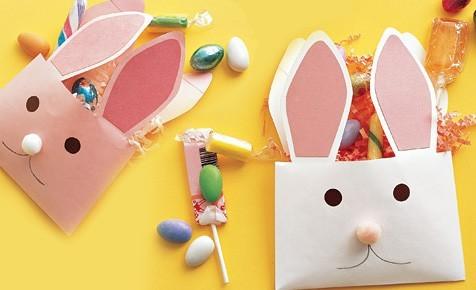 Easter Bunny Envelopes