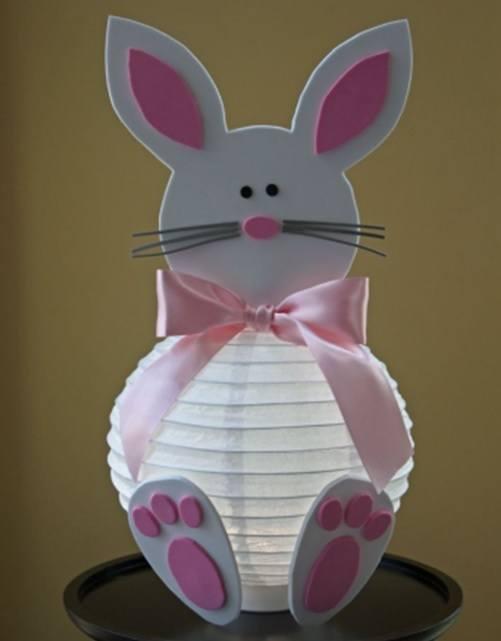 Paper Lantern Bunny