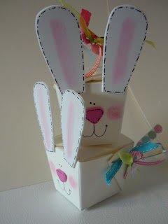 RIce Box Bunny