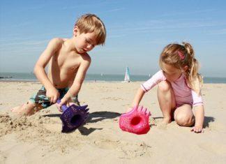 21 beach activities for kids
