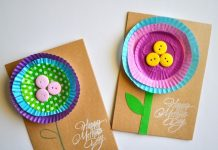 Mother's Day Card Ideas for Kids