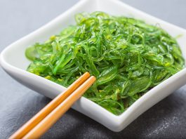 can seaweed be given to nursing mothers
