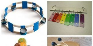 21 musical crafts for kids