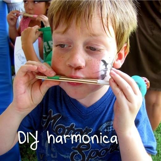 DIY Harmonica
