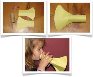 Homemade Trumpet