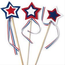 Star Flag Wavers