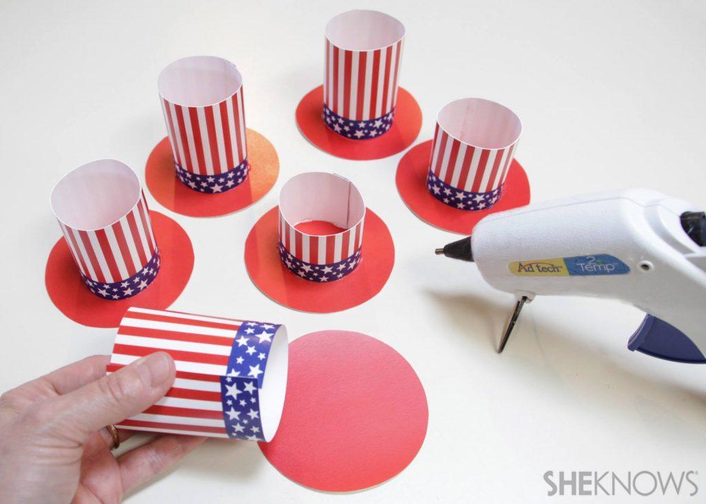 Uncle Sam Hat Decorative