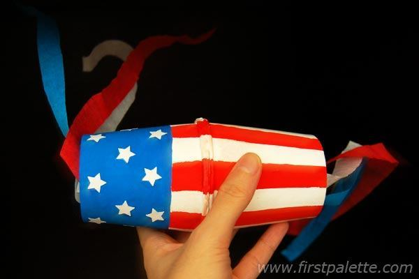 Papercup American Flag