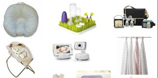 21 must have items for newborn baby