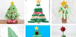 Christmas Craft With Lego for Kids