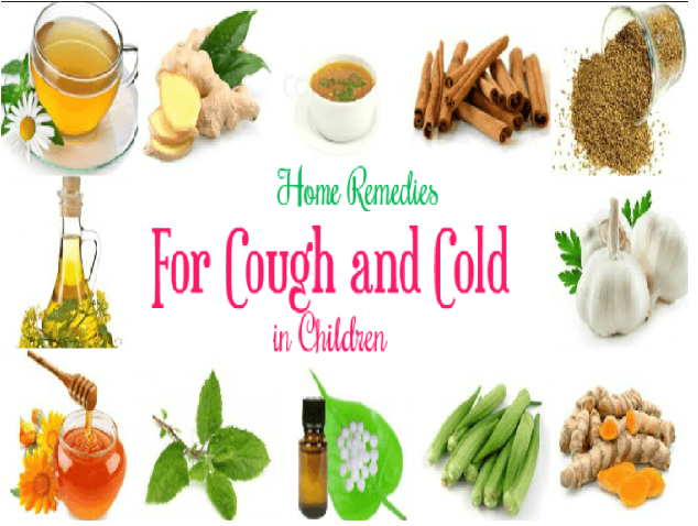 home remedies for cough & cold