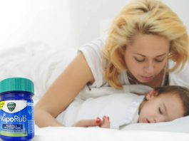 can i use vicks for cold in children