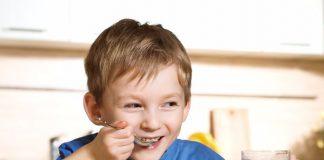 bedtime snack for children