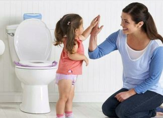10 Steps to Potty Train Your Child