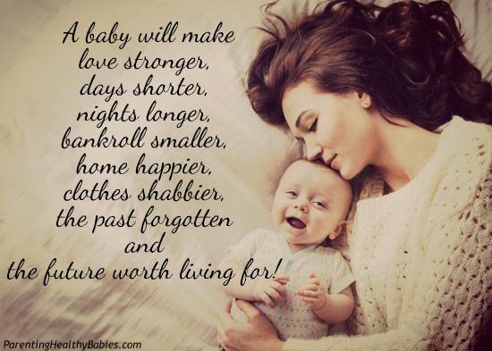 Pregnancy quote