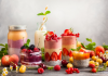 baby food jar art