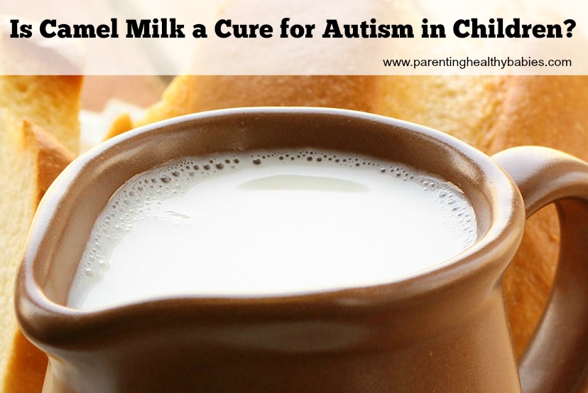 Camel milk: a miracle cure for children with autism?