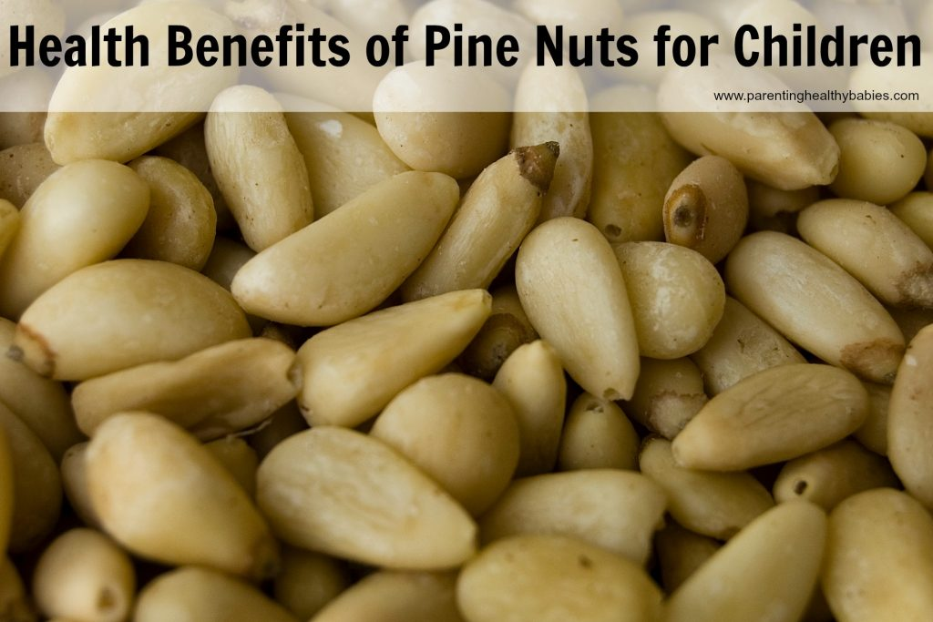 Health Benefits of Pine Nuts for Kids