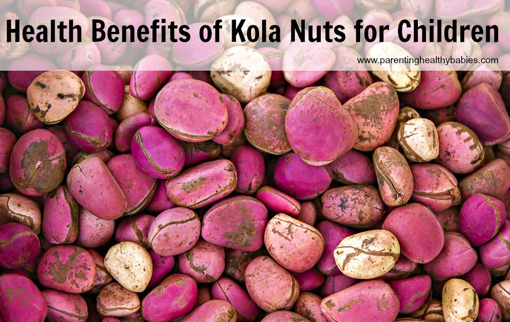 Are Kola Nuts healthy for Children?
