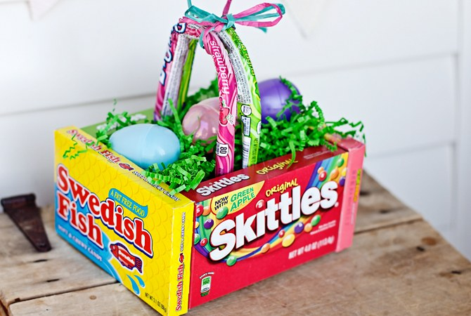 Edible Easter egg